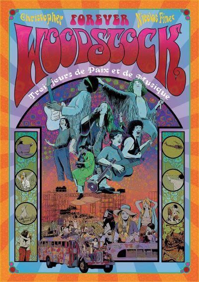 B.D. et Musique Woodst10