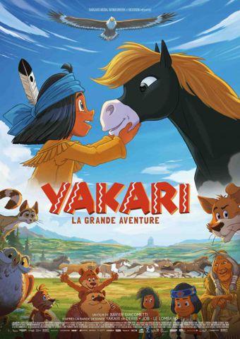 Bandes dessinées au Cinéma - Curiosités - Page 9 Yakari12