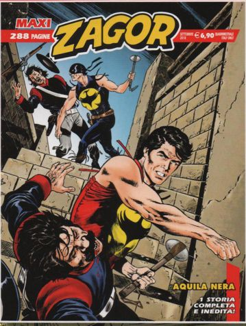 Bandes dessinées italiennes - Page 16 Zagor-10