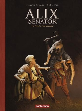 Alix Senator tome 10 : La forêt carnivore - Page 2 Zod-lu10