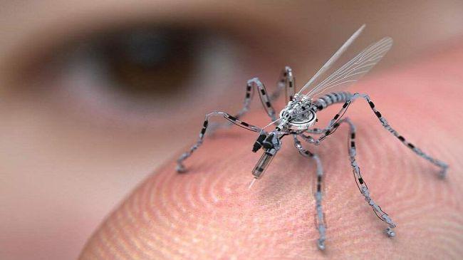 Un tatouage électronique pour surveiller le corps Insect10