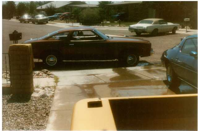 My ride in 1978 - Original project Brown Eye. :) Chevel10