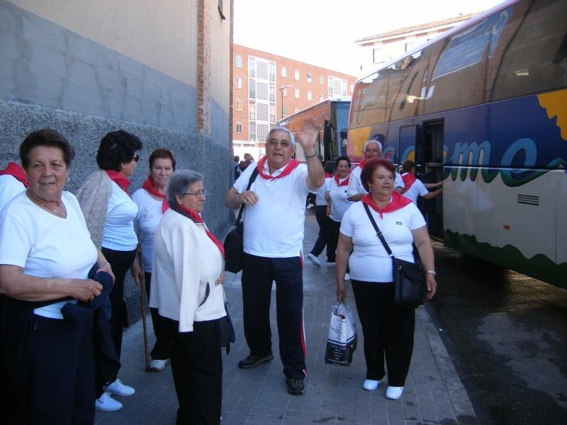 Encuentro de asociaciones de jubilados  y pensionistas  en Zamora 2010 0112