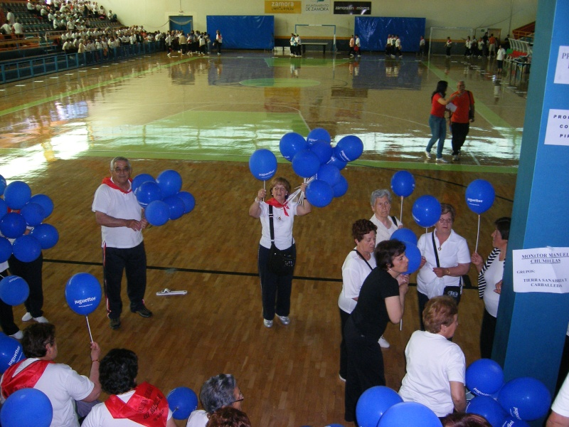 Encuentro de asociaciones de jubilados y pensionistas en Zamora 2010 0210