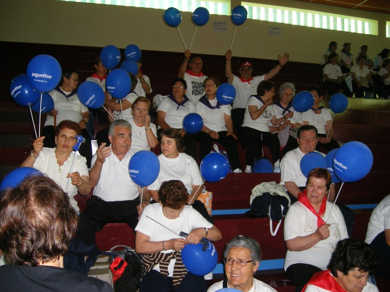 Encuentro de asociaciones de jubilados y pensionistas en Zamora 2010 07_10