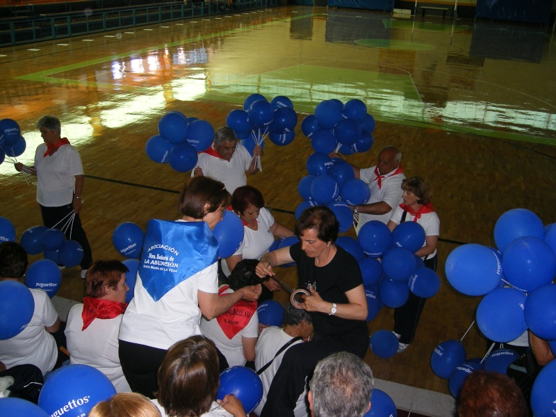 Encuentro de asociaciones de jubilados  y pensionistas  en Zamora 2010 08_10