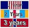 3 years