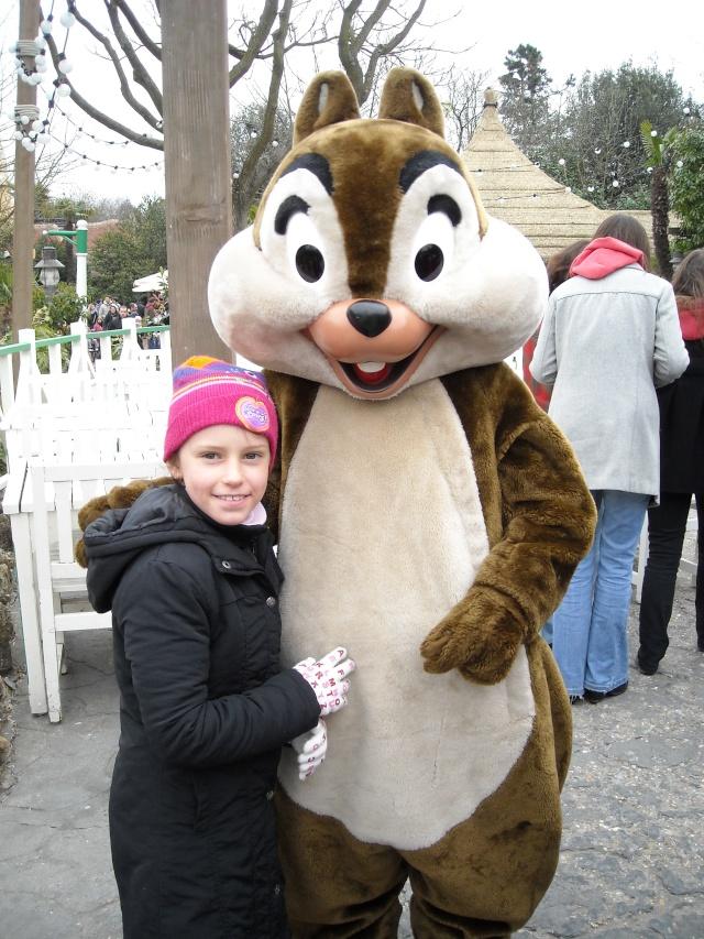 Un sejour de rêve du 14 au 17 mars Disney12