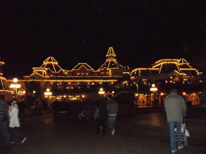 Un sejour de rêve du 14 au 17 mars Disney14