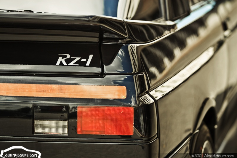[Nissan] RZ-1 swap CA18DET by ARD A1710