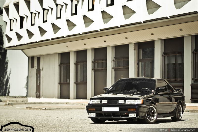 [Nissan] RZ-1 swap CA18DET by ARD A610