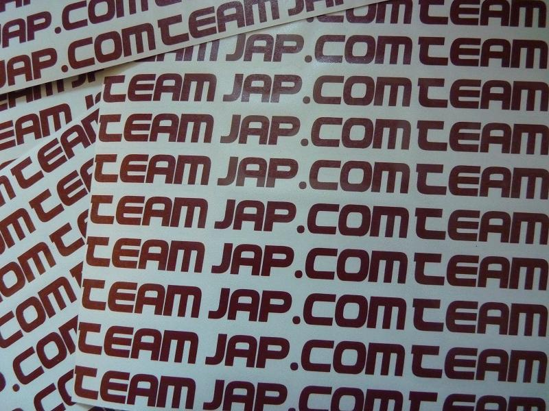 Stickers TeamJap.com P1020911