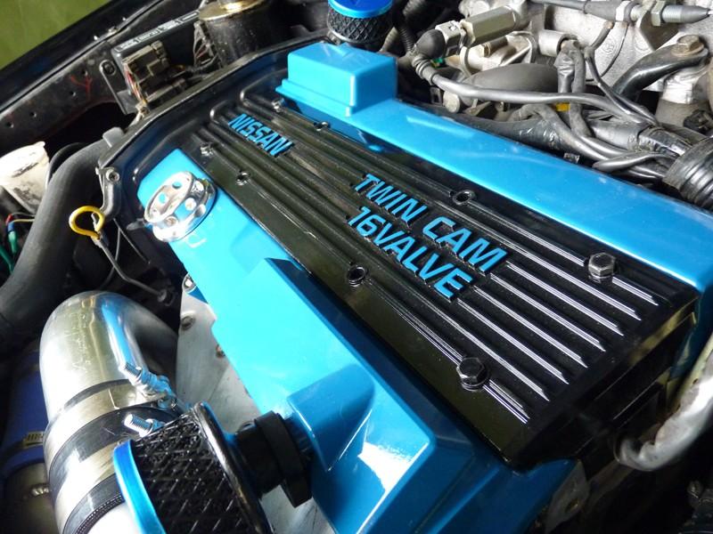 [Nissan] RZ-1 swap CA18DET by ARD P1040411