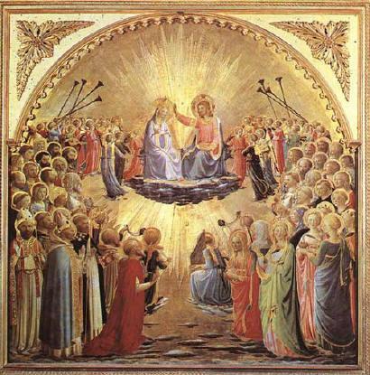 La Vierge Marie a-t-elle connu LA MORT? - Page 2 Couron10