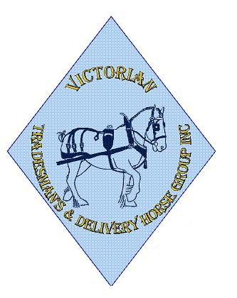Victorian Tradesman's & Delivery Horse Group Inc Logo_c12