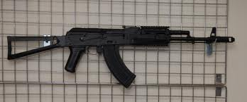 FS: AK 47 folding Butt Images10
