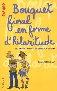 [Rennison, Louise] Georgia Nicolson - Tome 10: Bouquet final en forme d'hilaritude 51dmiw10