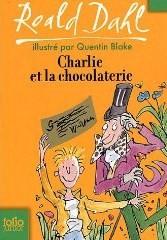 [Dahl, Roald] Charlie et la chocolaterie 51zzmo10