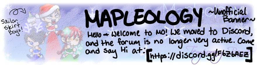 Mapleology