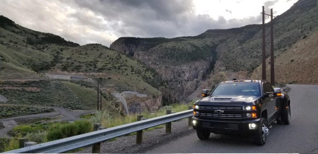 Headed to yellowstone  20190629