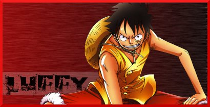 Première :o Luffy12