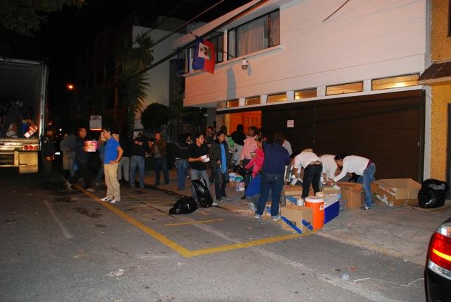 Fotos Rodada Nocturna y Embajada Haití Dsc_4929