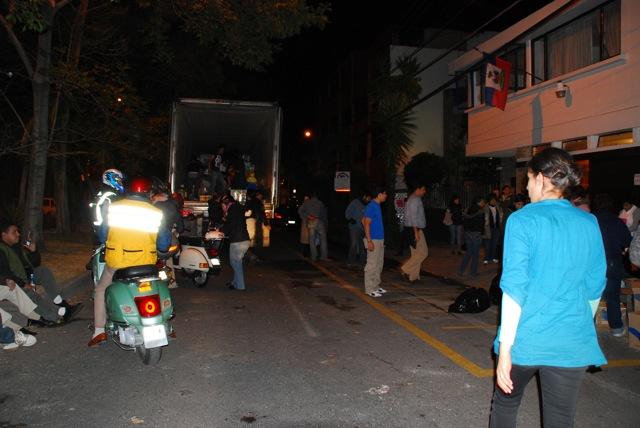 Fotos Rodada Nocturna y Embajada Haití Dsc_4930
