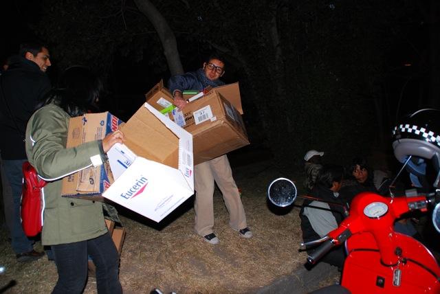 Fotos Rodada Nocturna y Embajada Haití Dsc_4931