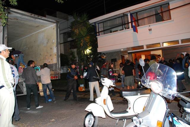 Fotos Rodada Nocturna y Embajada Haití Dsc_4932