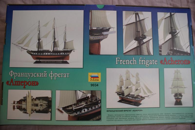 ACHERON Fregate Francaise 1:200 ZVEZDA Dsc00611