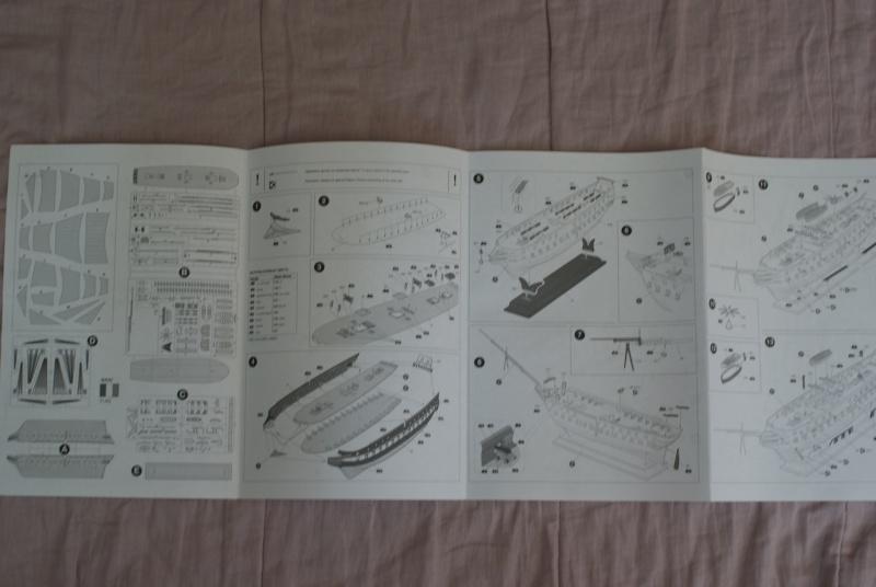 ACHERON Fregate Francaise 1:200 ZVEZDA Dsc00618