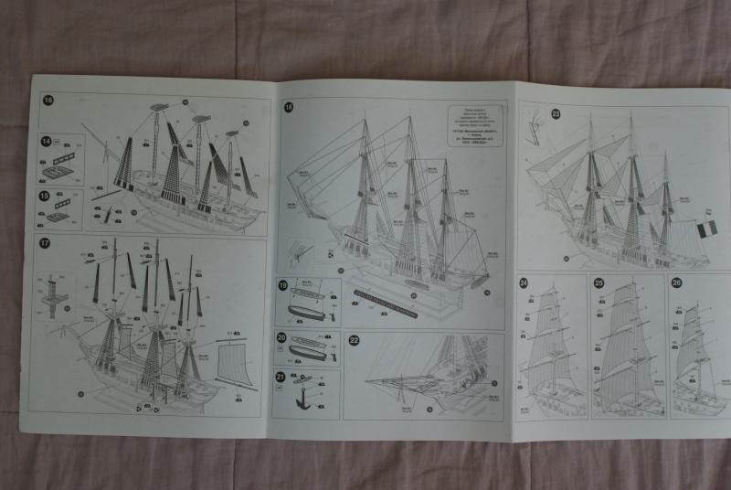 ACHERON Fregate Francaise 1:200 ZVEZDA Dsc00619