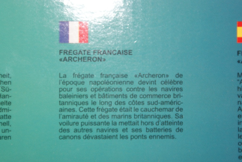ACHERON Fregate Francaise 1:200 ZVEZDA Dsc00620