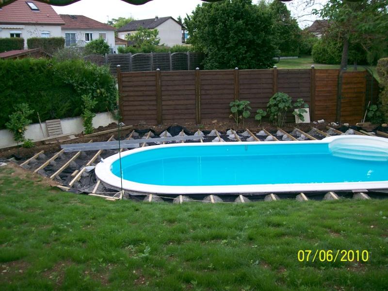La terrasse, c'est long et pas simple ! enfin comme le reste Terras14