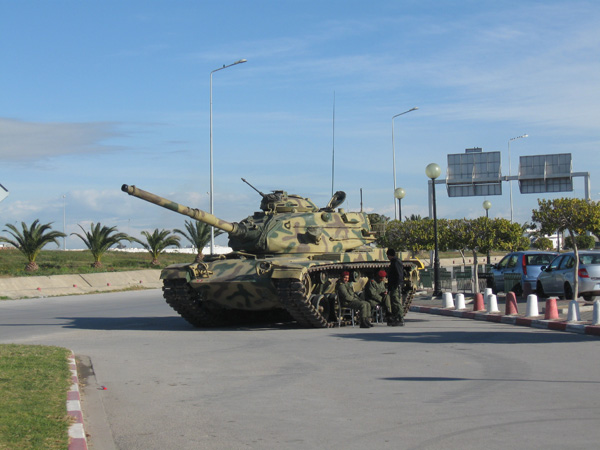 موسوعة الجيش التونسي  Tunisi10