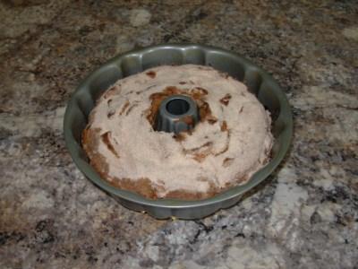 Gâteau à la rhubarbe Gateau10