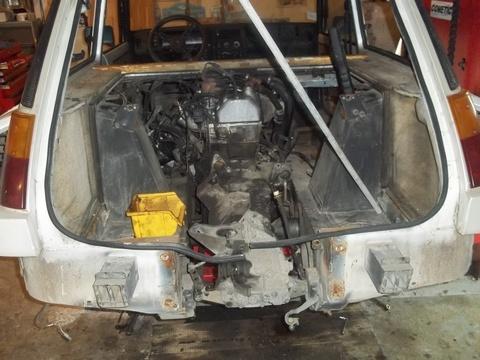 Pas très original, encore une restauration de R 5 turbo - Page 2 Damont11