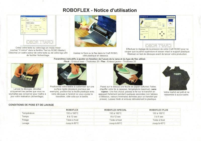 Le matériel nécessaire pour poser strass, flex, ou flock Img09310
