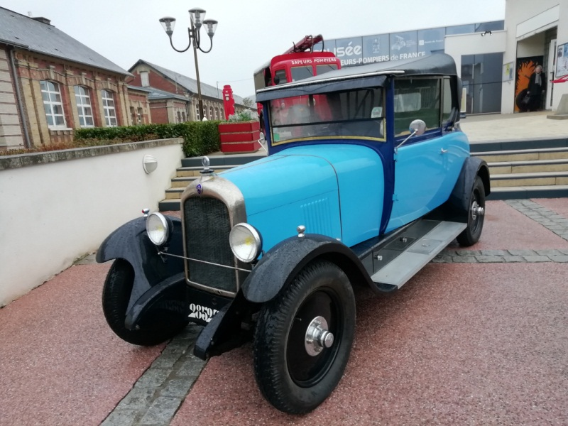 Citroën... mais pas que... Pomp210