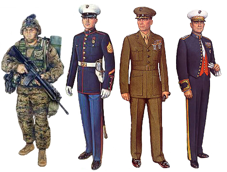 United States Marine Corps Usmc_u10