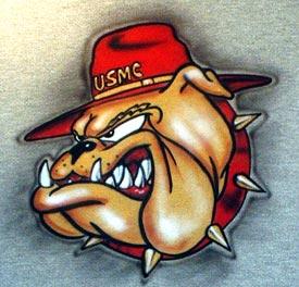 United States Marine Corps Usmcbu10