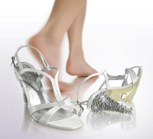 Këpucët e nuses! 419
