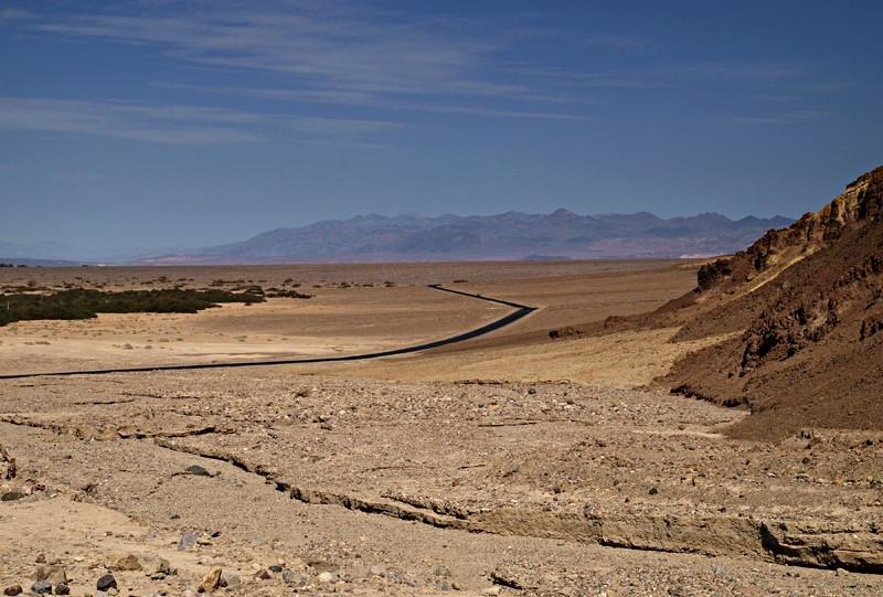 """ On the road again "" 4  Death Valley P9287010"