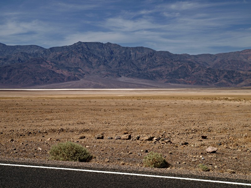 """ On the road again "" 4  Death Valley P9287011"
