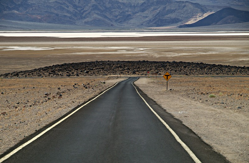 """ On the road again "" 4  Death Valley P9297110"