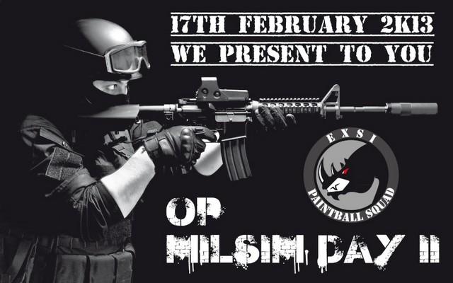 - Milsim Day II, dimanche 17 février 2013. Milsim10