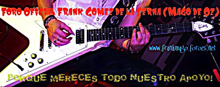 Frank Gómez de la Serna (Mägo de Oz)