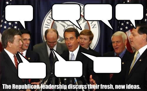 Republicans discussing their fresh new ideas... Repub_10