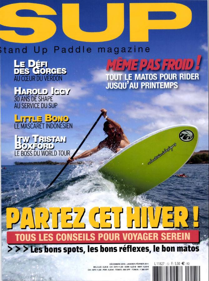 Stand Up paddle Magazine L182810