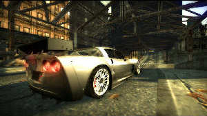 Need for Speed Most Wanted Corvet10